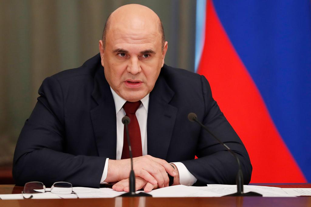 Мишустин: Уже более 24 млн россиян сделали прививки от ковида