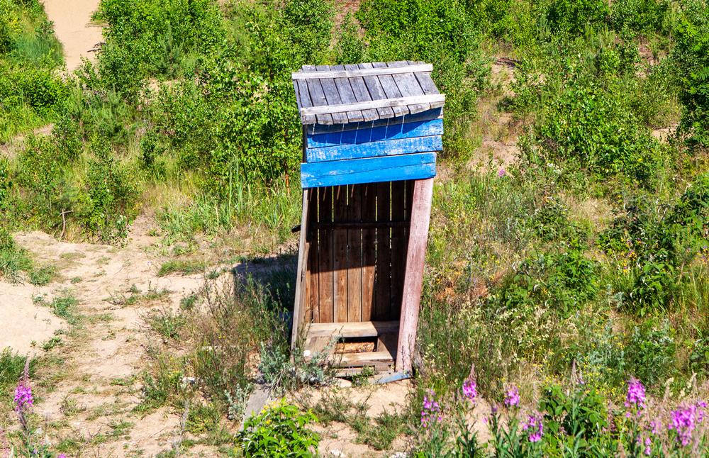 Украинка из-за приступа эпилепсии упала в выгребную яму туалета и погибла