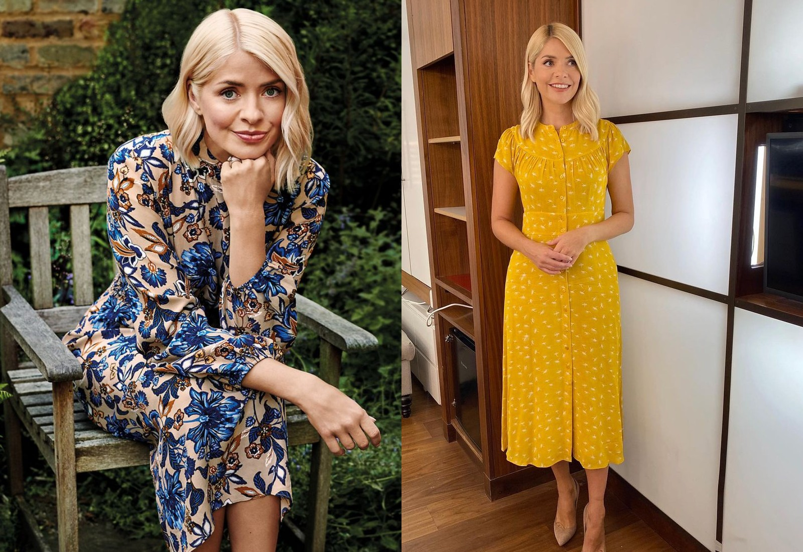 Фото © Instagram / hollywilloughby, Facebook / Holly Willoughby