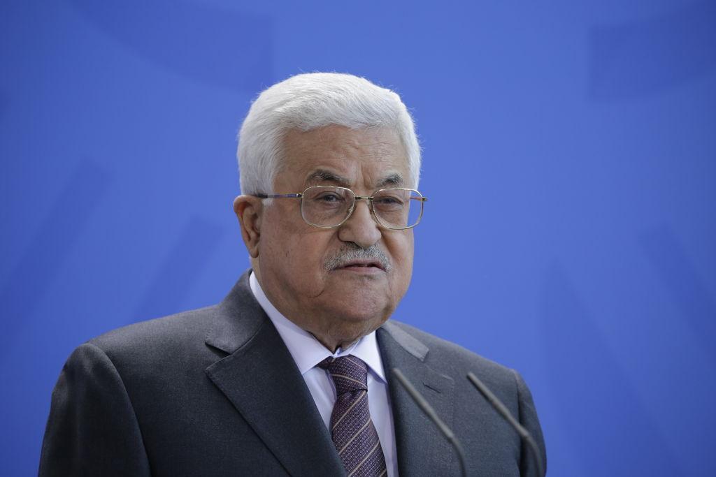 Махмуд Аббас.  Фото © Getty Images / Popow / ullstein bild