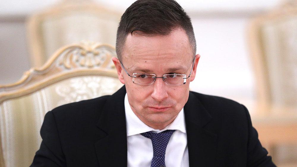 Глава МИД Венгрии посетит Донбасс по приглашению Киева