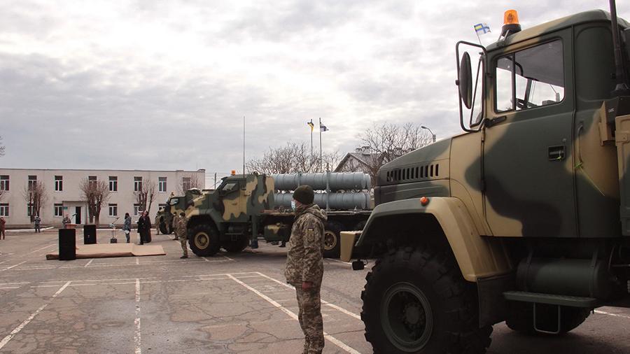 """<p>Ракетные комплексы """"Нептун"""". Фото © Министерство обороны Украины</p>"""