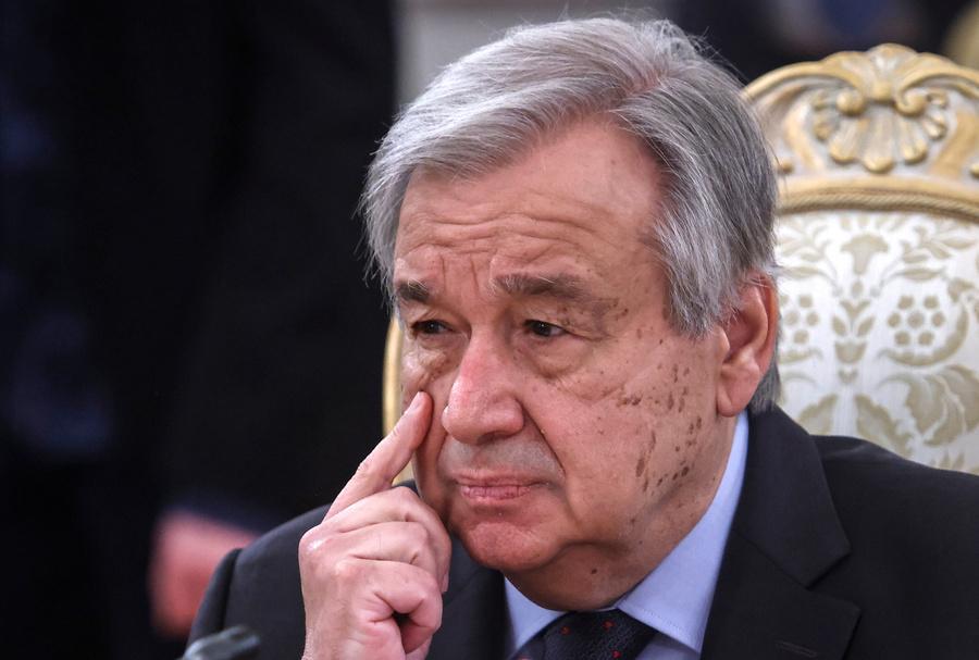 <p>Генеральный секретарь ООН Антониу Гутерриш. Фото © ТАСС / ЕРА</p>