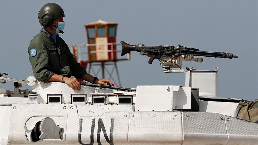 <p>Фото © ТАСС / AP Photo / Hussein Malla</p>