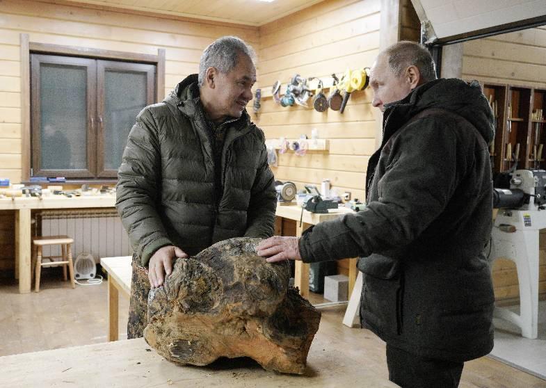 <p>Фото © ТАСС / Пресс-служба Президента РФ</p>