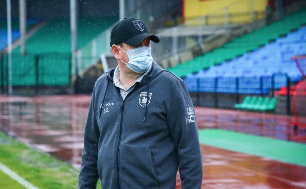 """Леонид Слуцкий. Фото © Пресс-служба """"Рубина"""""""
