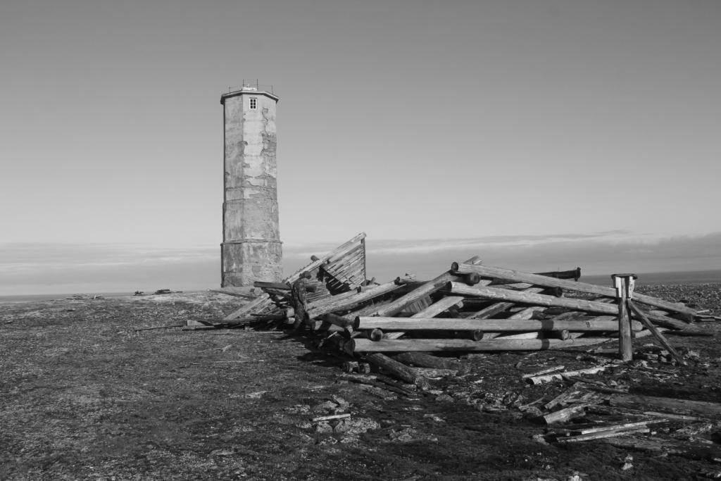 Остров Белуха. Фото © Чудеса и приключения
