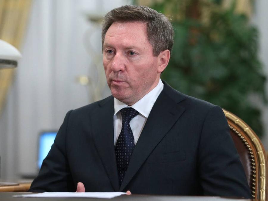 <p>Сенатор Олег Королёв. Фото © ТАСС / Михаил Метцель</p>