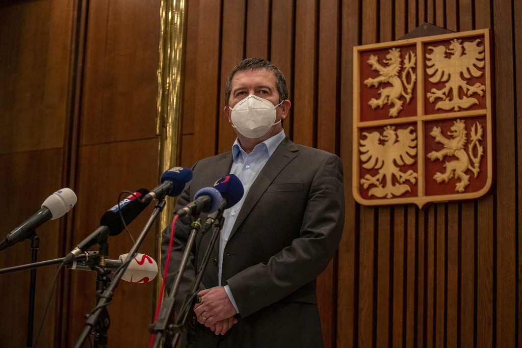 Вице-премьер Чехии оценил попадание республики в число недружественных РФ стран