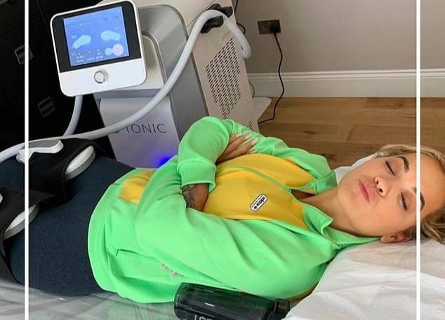 Певица Рита Ора в прошлом году прибегла к электромагнитной процедуре по избавлению от целлюлита стоимостью 600 долларов. Фото © Facebook / ShaneCooperUK