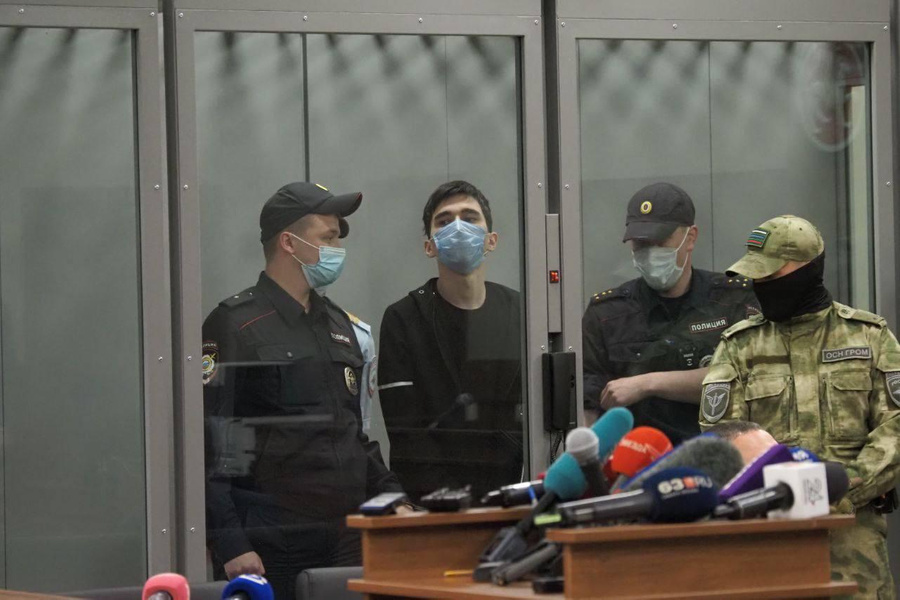 <p>Фото © Объединённая пресс-служба судов Республики Татарстан</p>