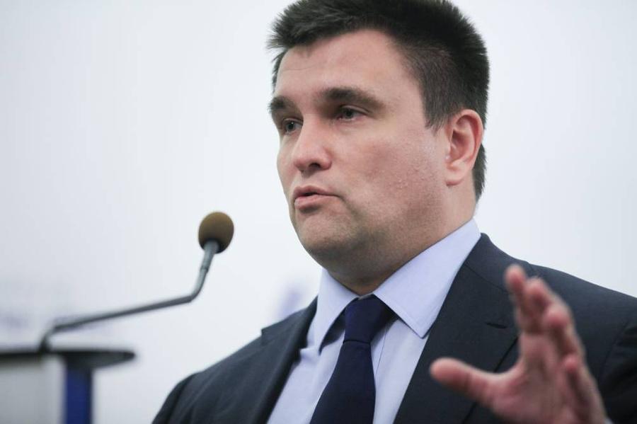 <p>Бывший министр иностранных дел Украины Павел Климкин. Фото © ТАСС / ZUMA</p>