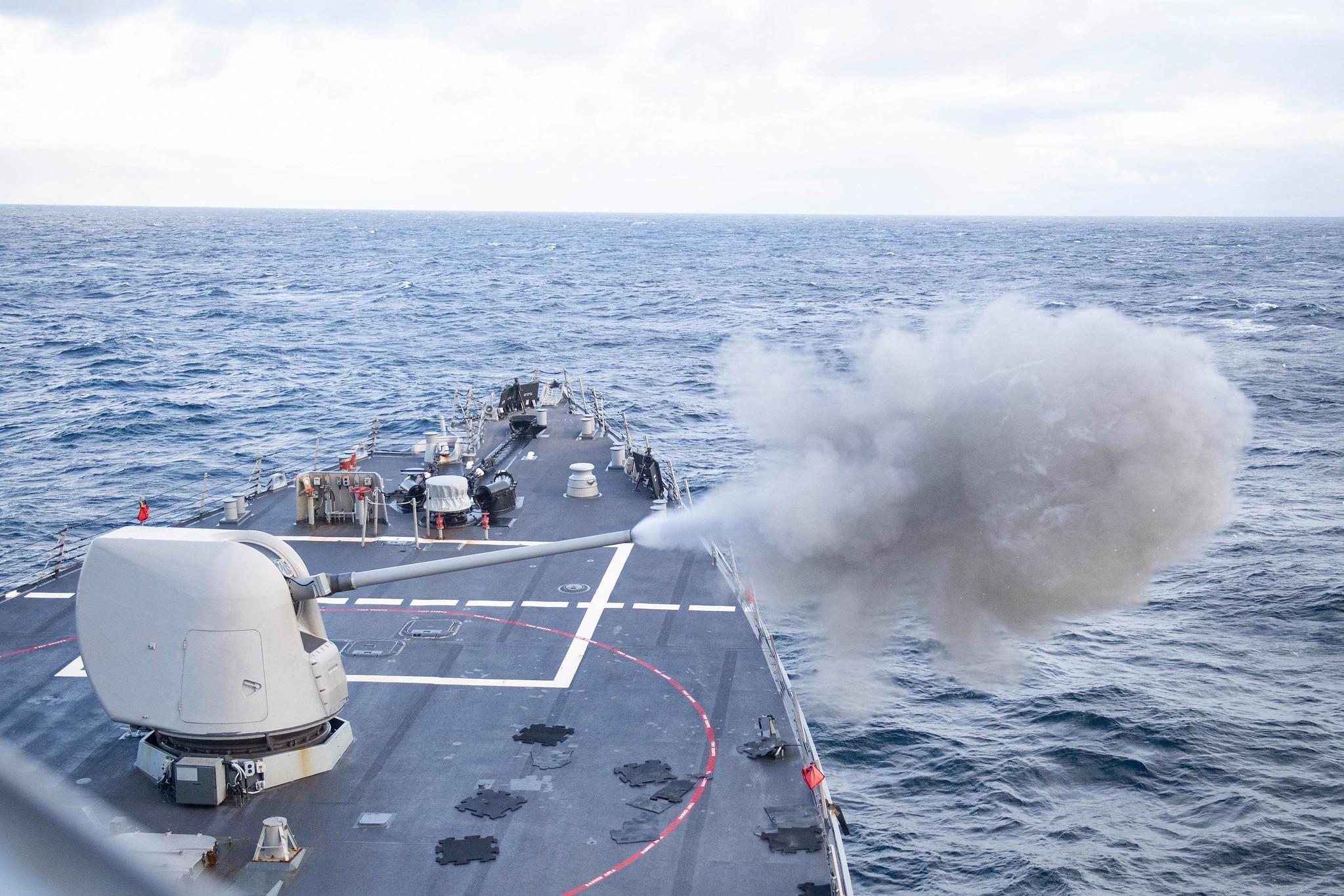 Стартовали крупные учения НАТО по противоракетной и противовоздушной обороне