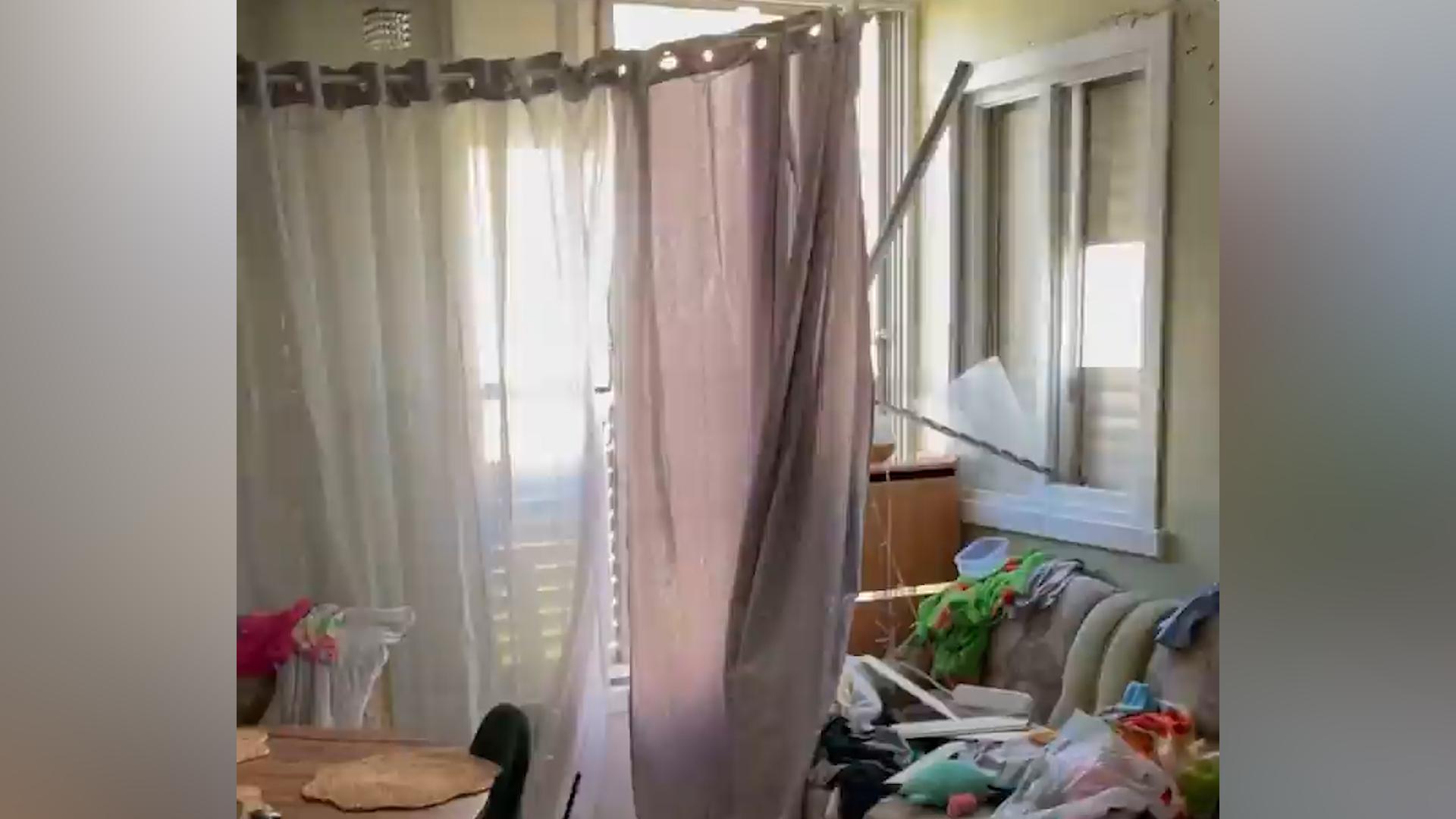Идёт практически война: Житель Израиля рассказал об обстановке после ракетного обстрела ХАМАС