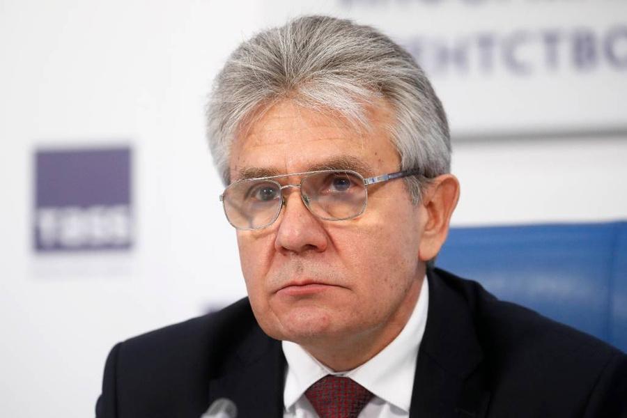 <p>Александр Сергеев. Фото © ТАСС / Сергей Савостьянов</p>