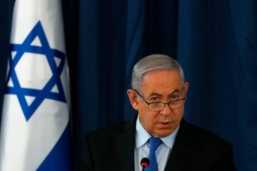 <p>Премьер-министр Израиля Биньямин Нетаньяху. Фото © ТАСС/ЕРА</p>