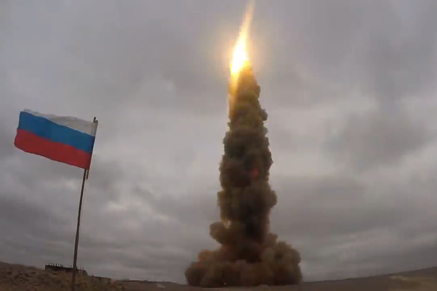 <p>Фото © ТАСС / Министерство обороны РФ</p>