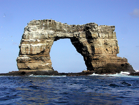 Как выглядела арка до обрушения. Фото © Wikipedia.org