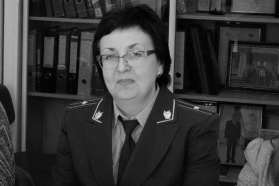 <p>Светлана Евликова. Фото © УМВД России по Рязанской области</p>
