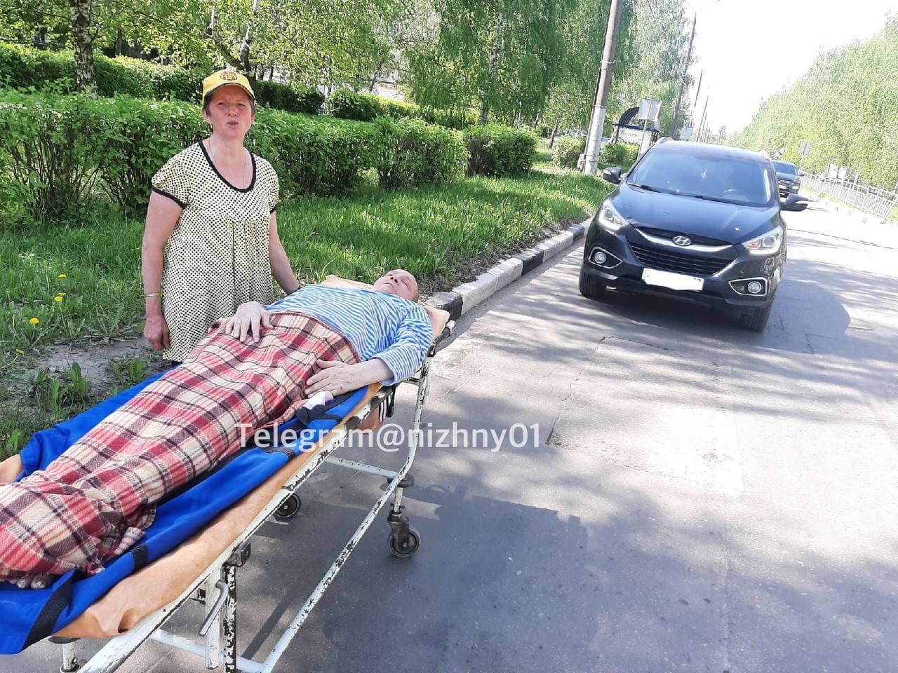 """Фото © Telegram / """"Нижний №1"""""""