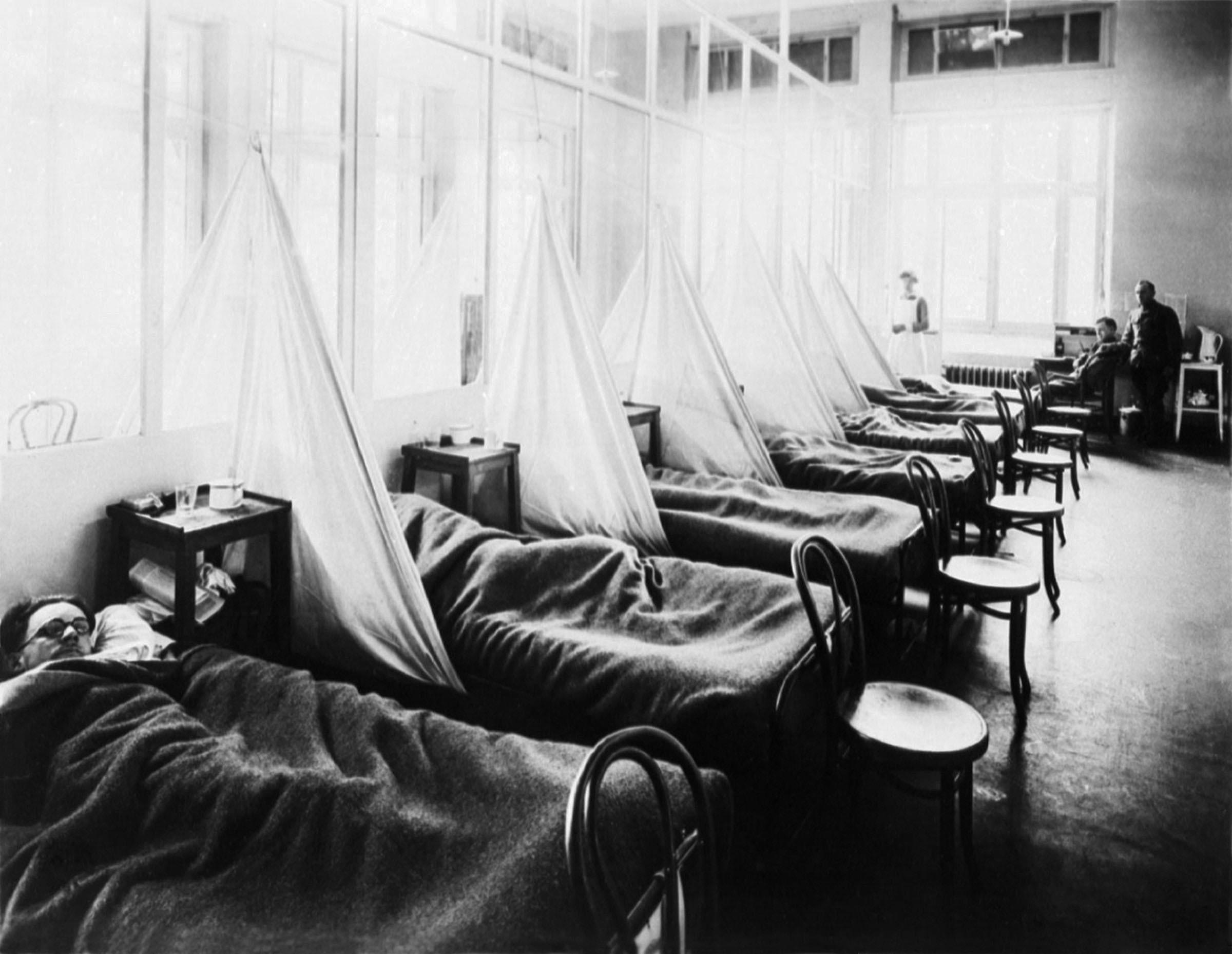 """<p>Фото © <a href=""""https://en.wikipedia.org/wiki/Spanish_flu"""" target=""""_blank"""" rel=""""noopener noreferrer"""">Wikipedia</a></p>"""