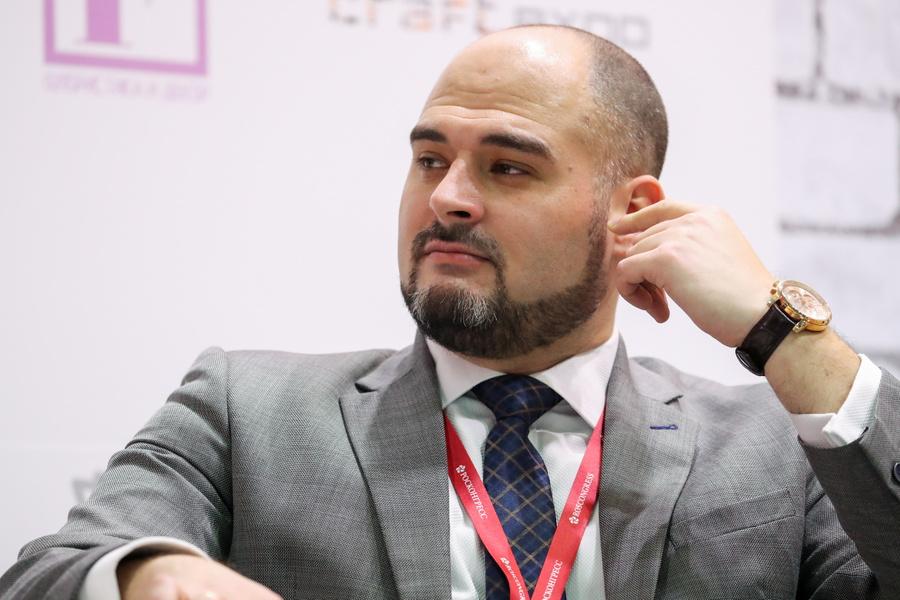 <p>Константин Шестаков. Фото © ТАСС / Сорокин Донат</p>