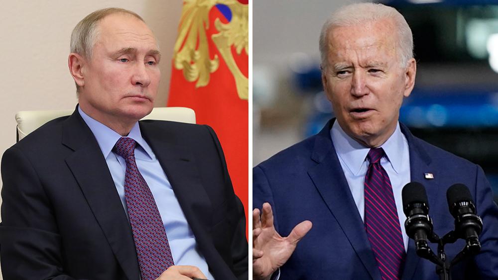 В Кремле объяснили, почему Путин не намерен обсуждать с Байденом его высказывания в свой адрес