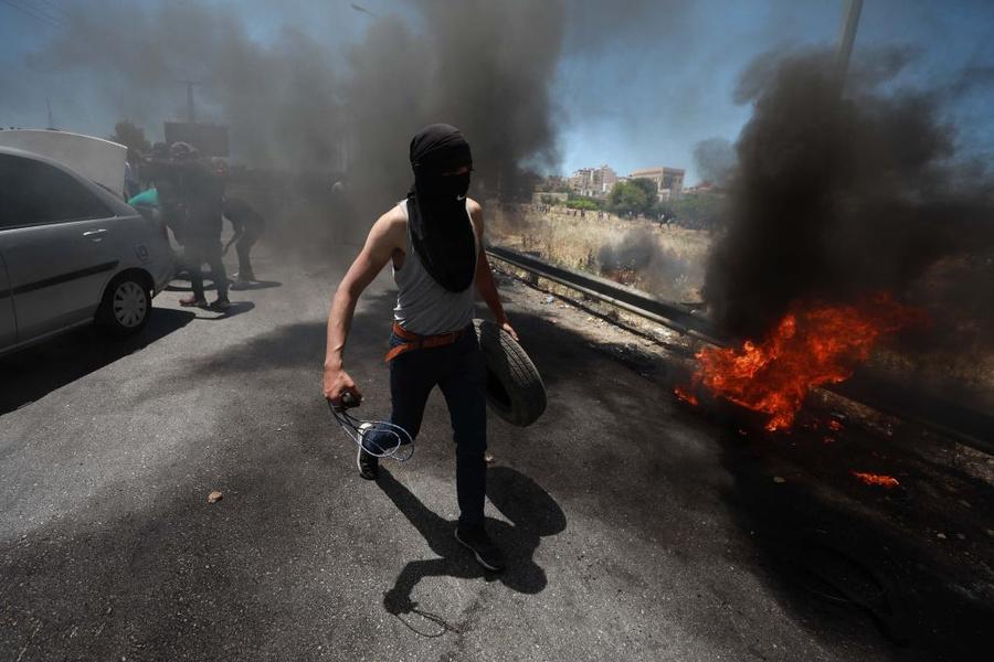 <p>Фото © Issam Rimawi / Anadolu Agency via Getty Images</p>