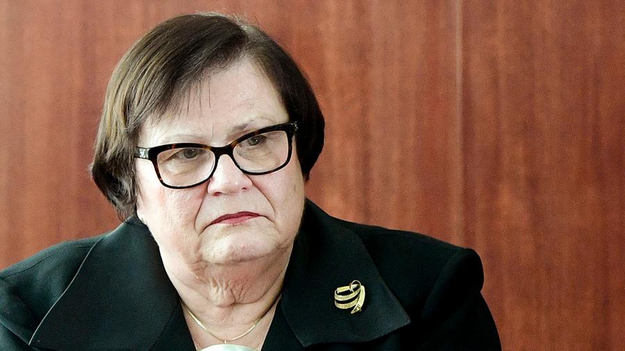 <p>Министр юстиции Чехии Мария Бенешова. Фото © ТАСС / СТК / Roman Vondrous</p>