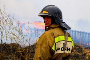 Фото © ГУ МЧС по Курганской области