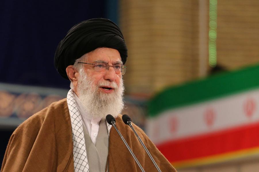<p>Али Хаменеи. Фото © ТАСС / ZUMA</p>