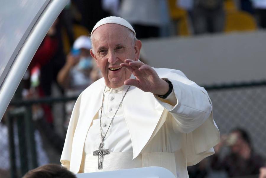 <p>Папа римский Франциск. Фото © ТАСС / ЕРА</p>