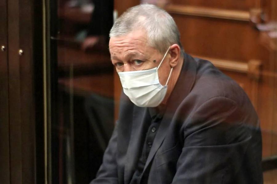<p>Михаил Ефремов. Фото © ТАСС / Пресс-служба Мосгорсуда</p>