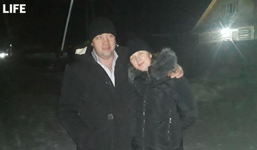 <p>Евгений и его супруга. Фото © Соцсети</p>