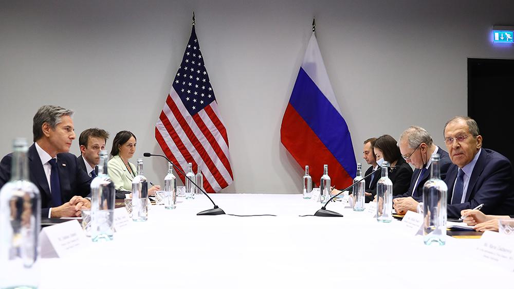 Фото © ТАСС / Пресс-служба МИД РФ