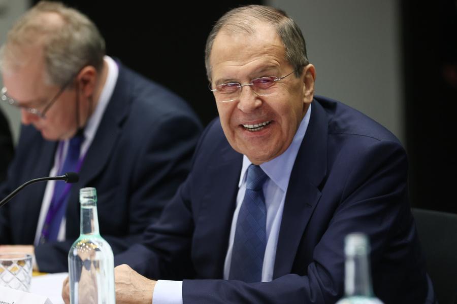 <p>Министр иностранных дел РФ Сергей Лавров. Фото © ТАСС / МИД РФ</p>