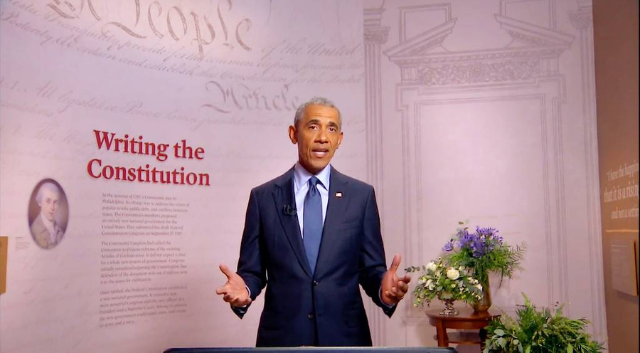 <p>Барак Обама. Фото © ТАСС / EPA</p>