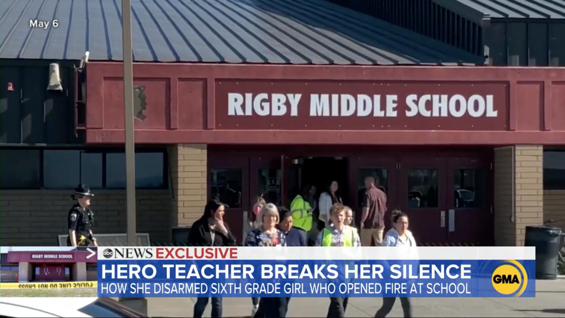 Кадр из видео © ABC News