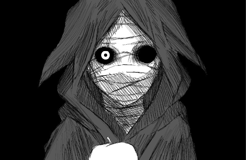 """Кадр из аниме """"Токийский гуль"""". Фото © VK / Д."""