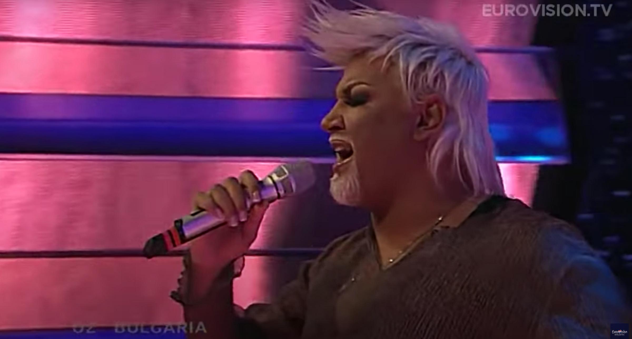 Кадр из видео YouTube / Eurovision Song Contest