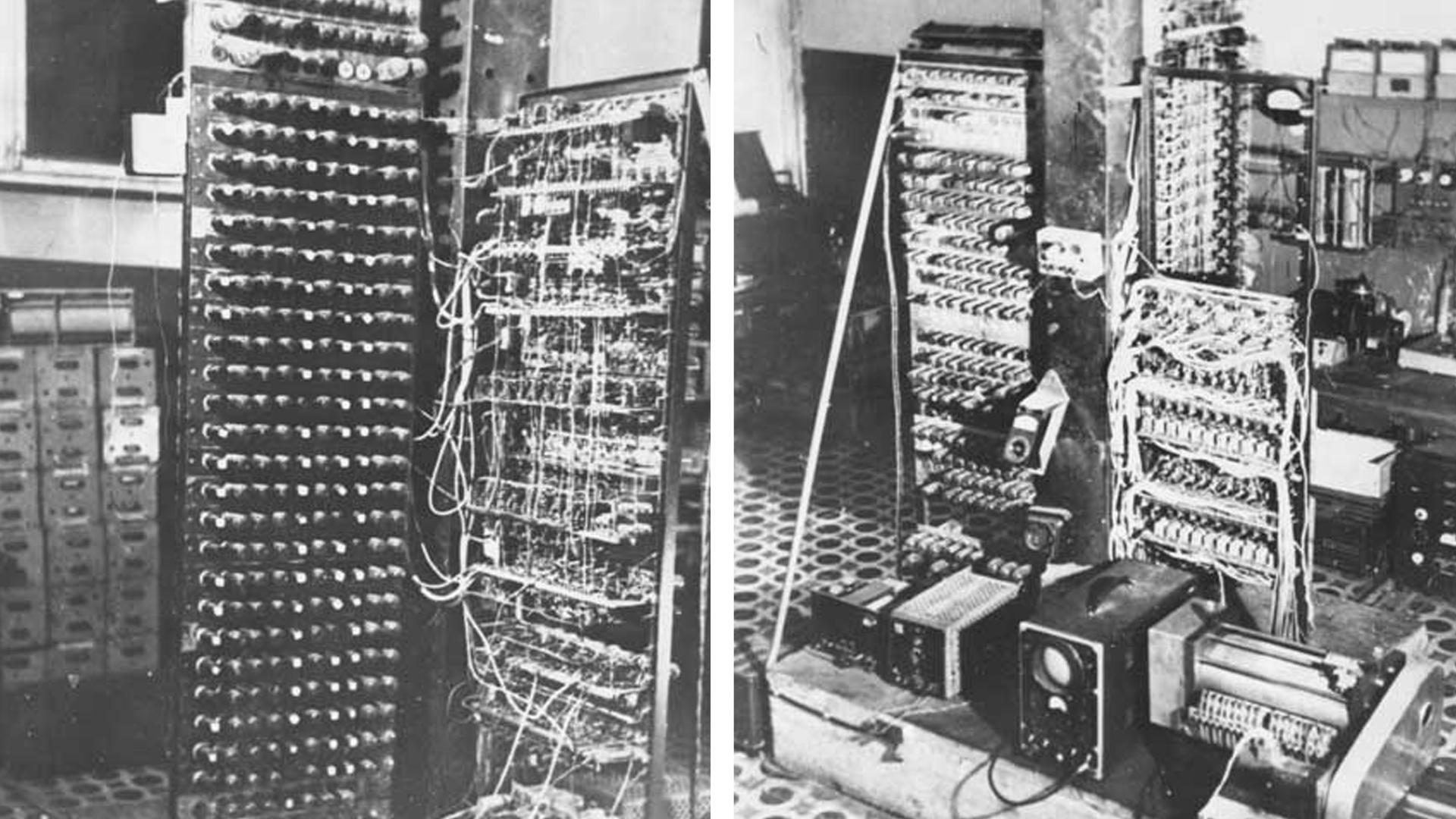 ЭВМ М-1. Фото © Совет Виртуального компьютерного музея