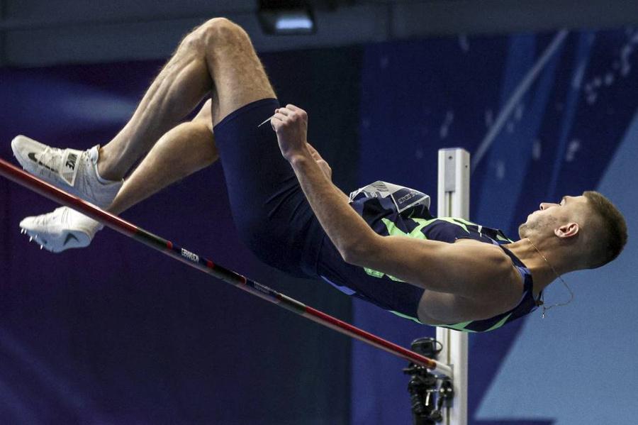 <p>Михаил Акименко. Фото © ТАСС / Сергей Бобылев</p>