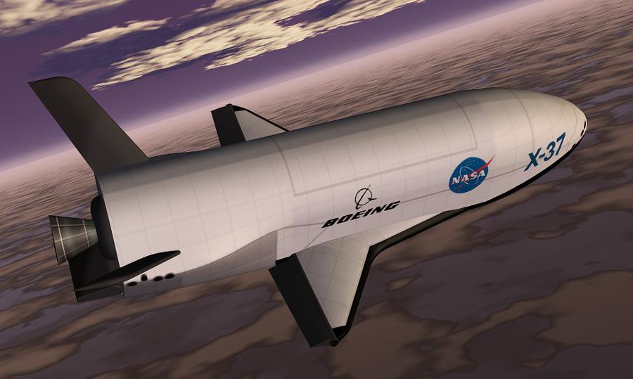 """<p>Фото © <a href=""""https://en.wikipedia.org/wiki/Boeing_X-37"""" target=""""_blank"""" rel=""""noopener noreferrer"""">Wikipedia</a></p>"""
