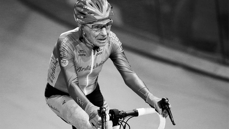 <p>Робер Маршан. Фото © ТАСС / AP Photo / Francois Mori</p>
