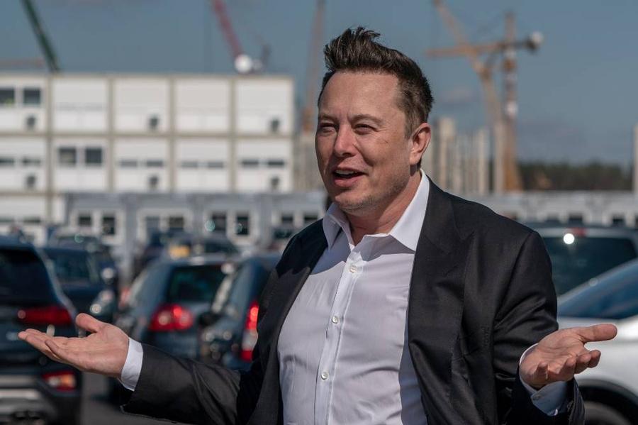 <p>Глава компаний Tesla и SpaceX Илон Маск. Фото © ТАСС / ЕРА</p>