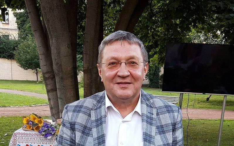 <p>Виктор Суслов. Фото © Wikipedia</p>