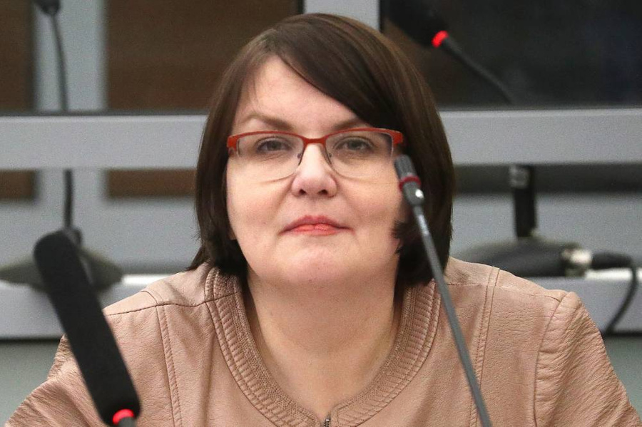 <p>Юлия Галямина. Фото © ТАСС / Александр Щербак</p>
