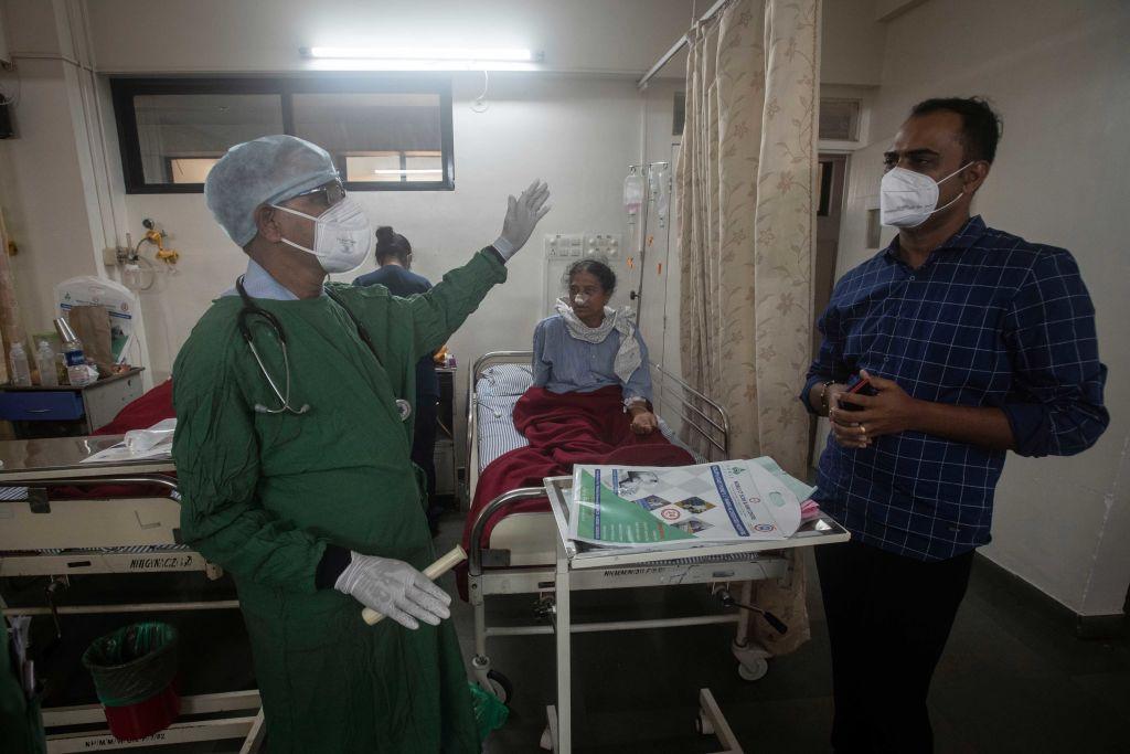 Число заражённых чёрной плесенью в Индии приблизилось к девяти тысячам
