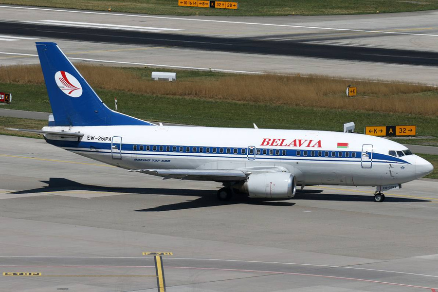 "<p>Фото © Airliners.net / <a href=""https://www.airliners.net/user/stegi/profile/photos"" target=""_blank"" rel=""noopener noreferrer"">Gerry Stegmeier</a></p>"