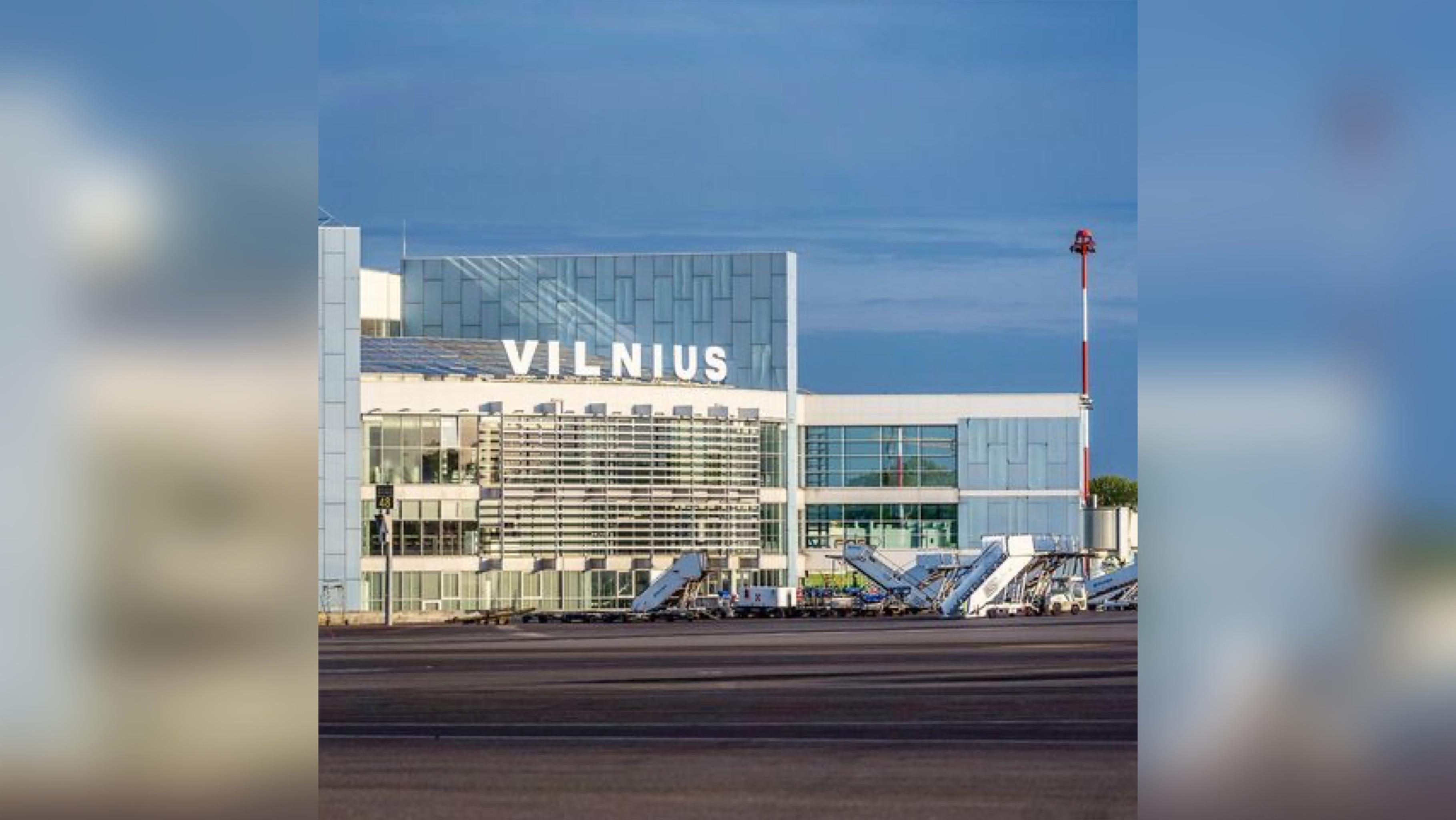 Литва перестала принимать самолёты, пересёкшие воздушное пространство Белоруссии